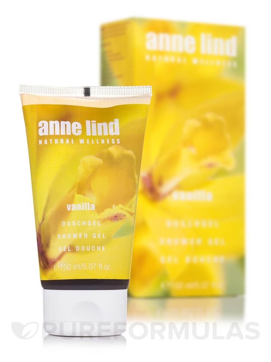 Anne Lind Shower Gel - Vanilla - 5.07 fl. oz (150 ml)