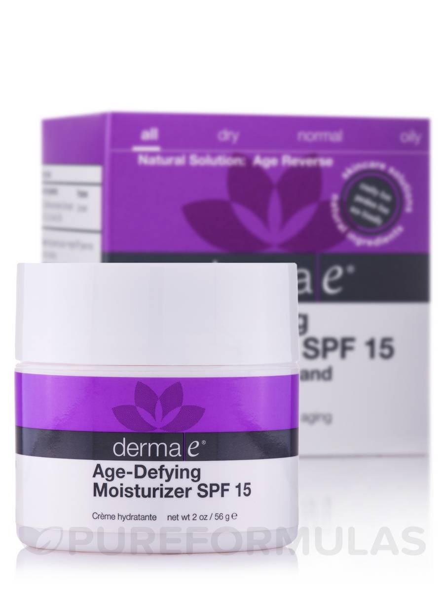 Age-Defying Moisturizer SPF15 - 2 oz (56 Grams)
