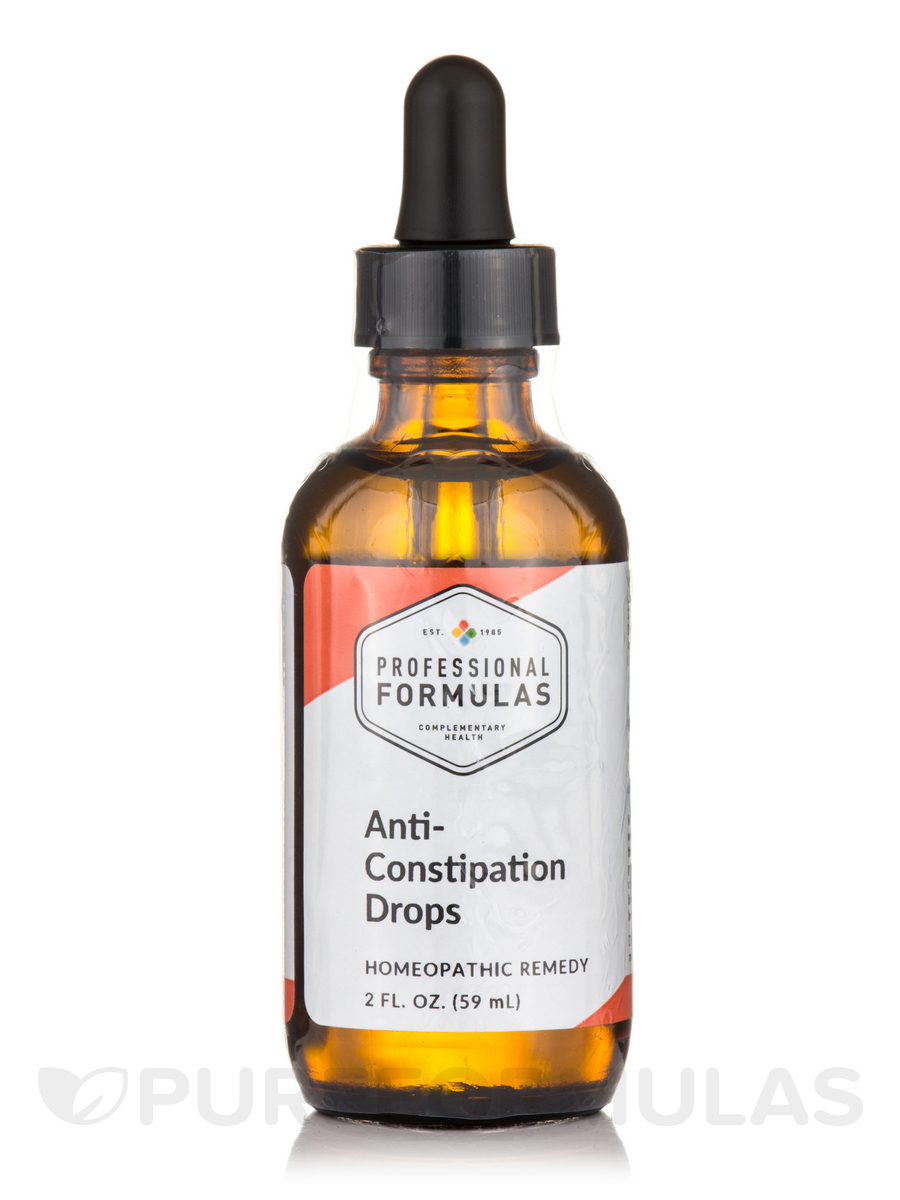 Anti-Constipation Drops - 2 fl. oz (59 ml)