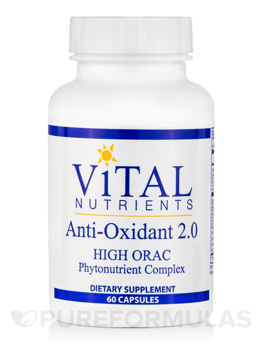 Anti-Oxidant 2.0 - 60 Capsules