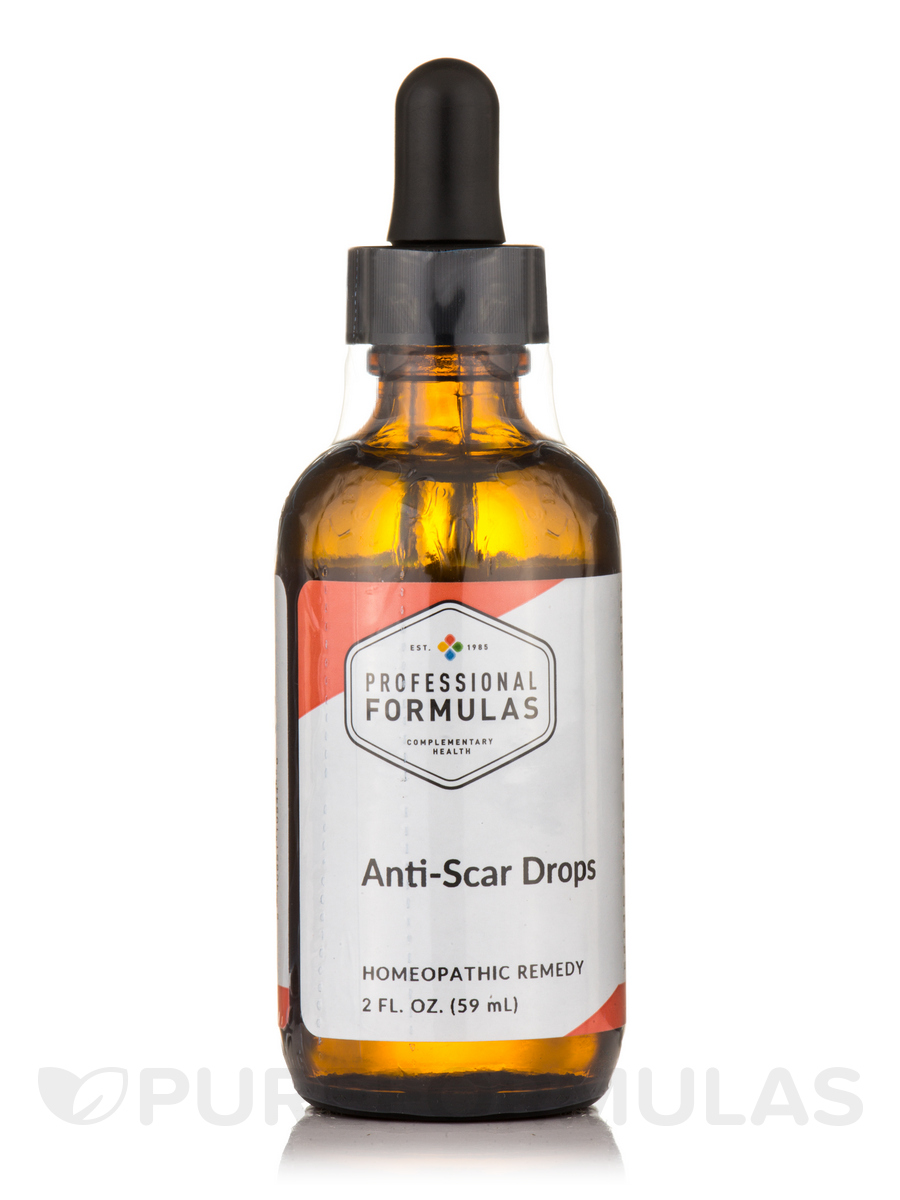 Anti-Scar Drops - 2 fl. oz (59 ml)