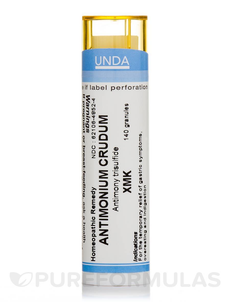 Antimonium Crudum XMK - 140 Granules (5.5g)