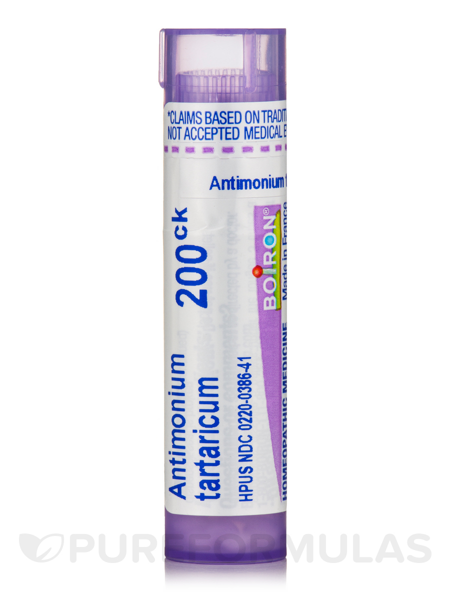 Antimonium Tartaricum 200ck