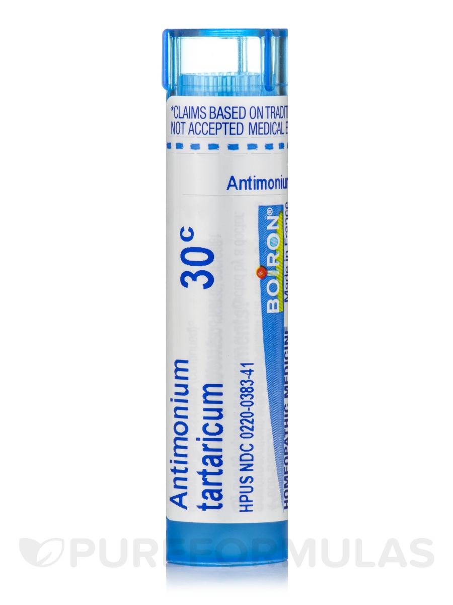 Antimonium Tartaricum 30c