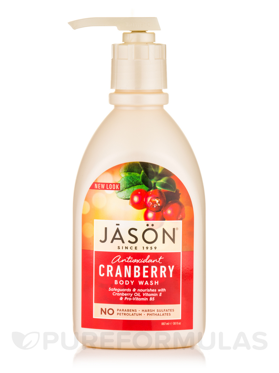 Antioxidant Cranberry Body Wash - 30 fl. oz (887 ml)