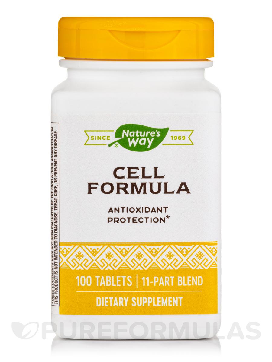 Antioxidant Formula - 100 Tablets