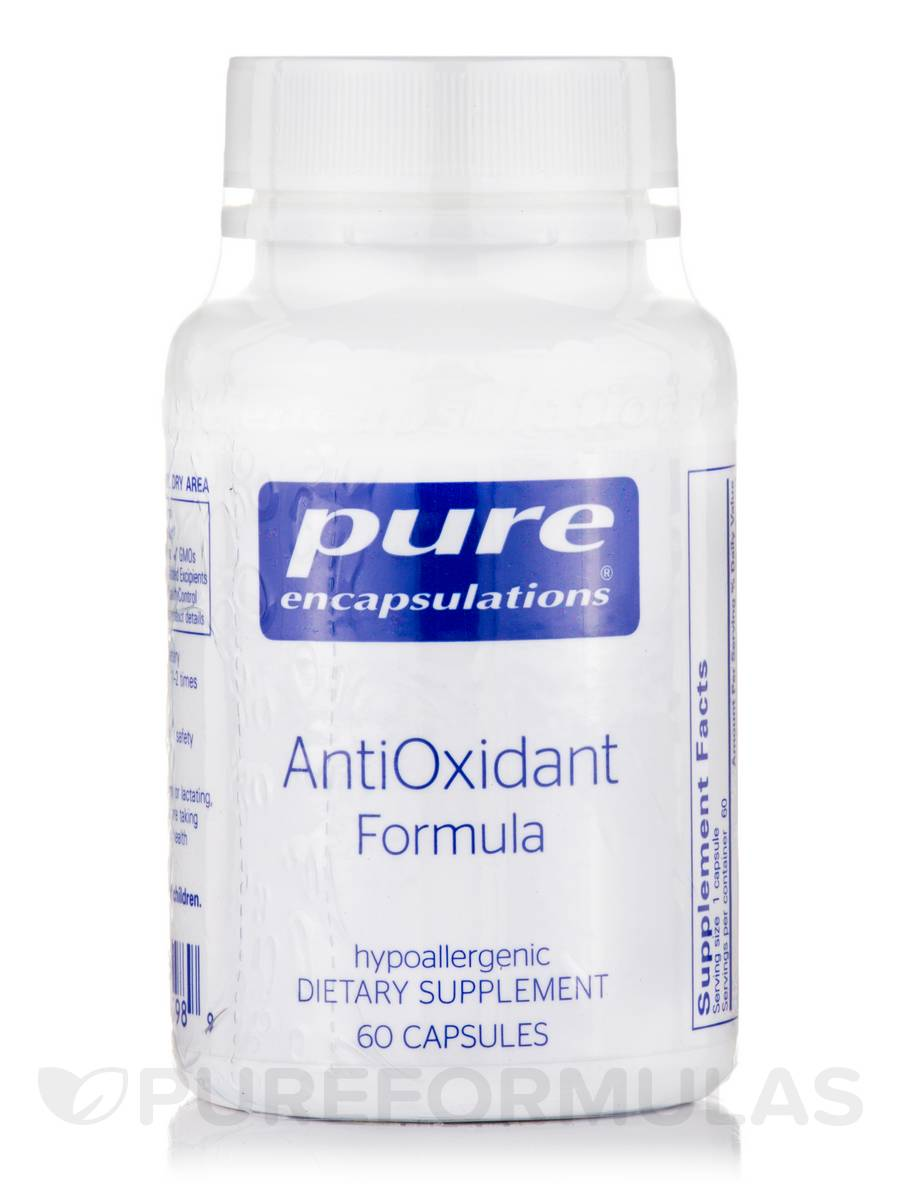 AntiOxidant Formula - 60 Capsules