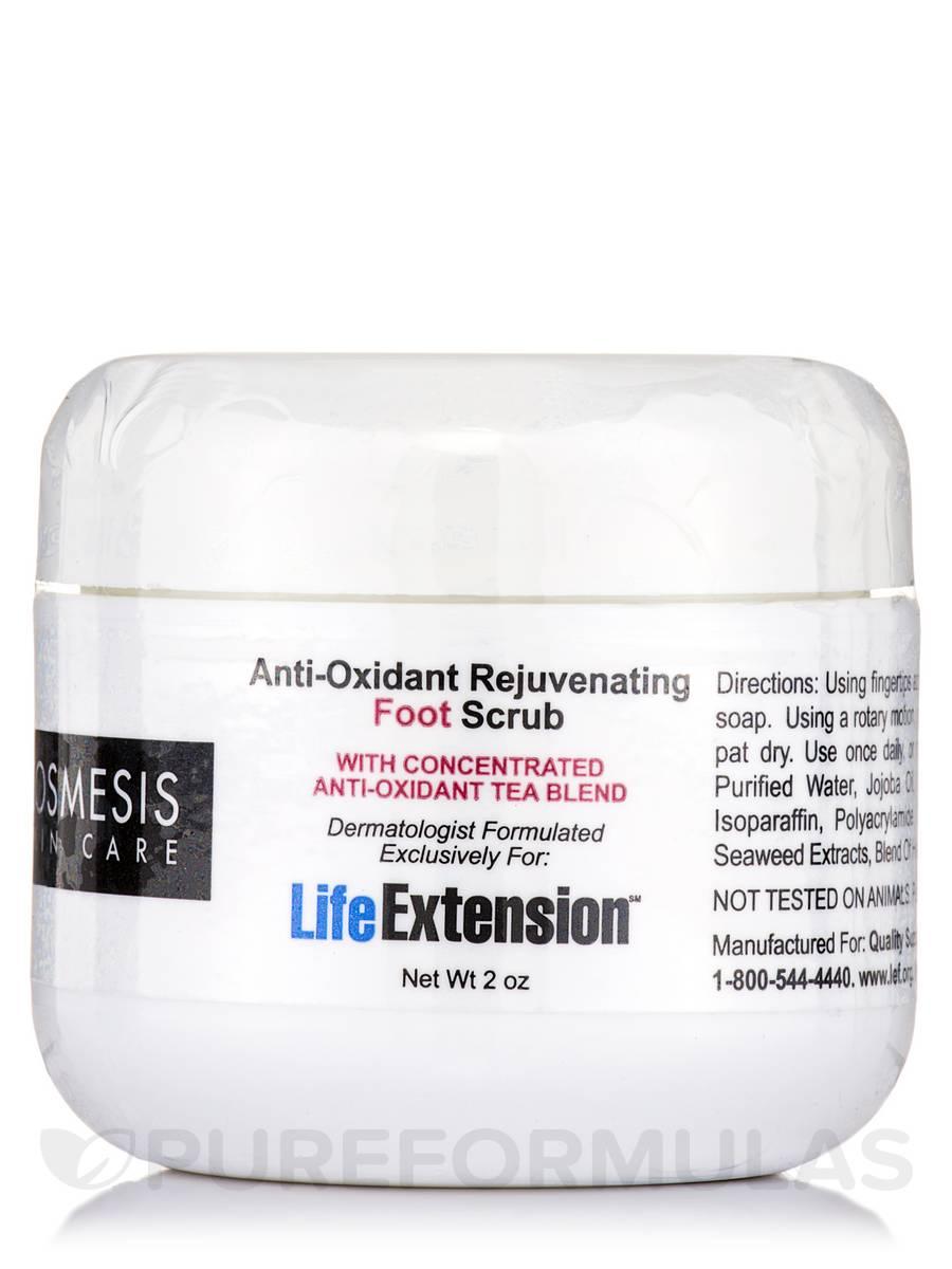 Anti-Oxidant Rejuvenating Foot Scrub - 2 oz