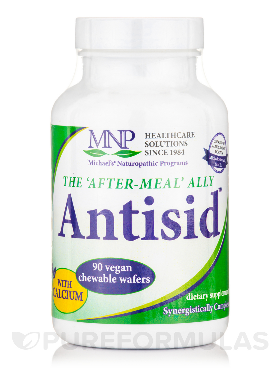 Antisid - 90 Chewable Wafers
