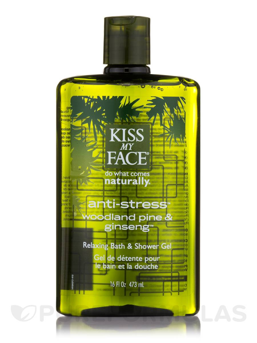 Anti-Stress Shower & Bath Gel - 16 fl. oz (473 ml)
