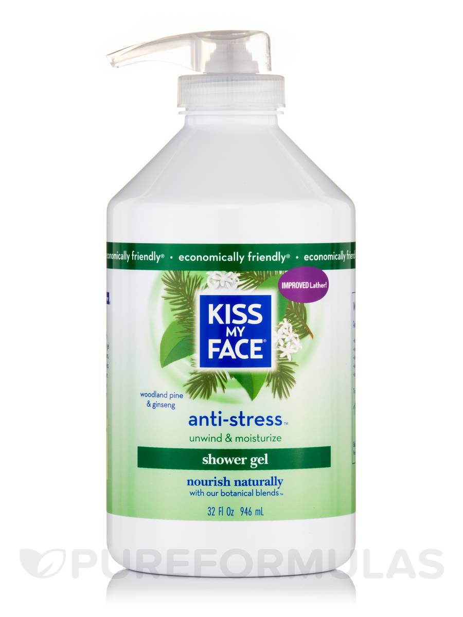 Anti-Stress Shower Gel - 32 fl. oz (946 ml)