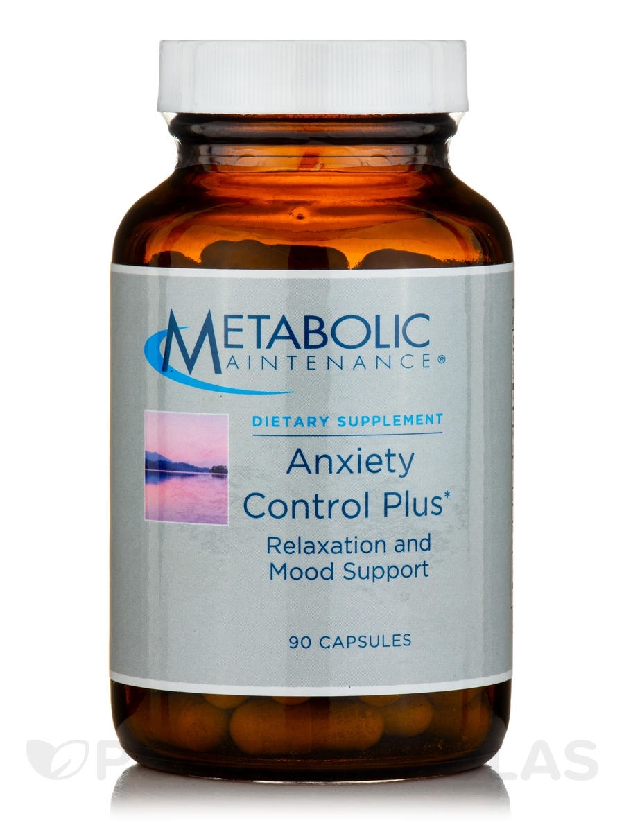 Anxiety Control® - 90 Capsules