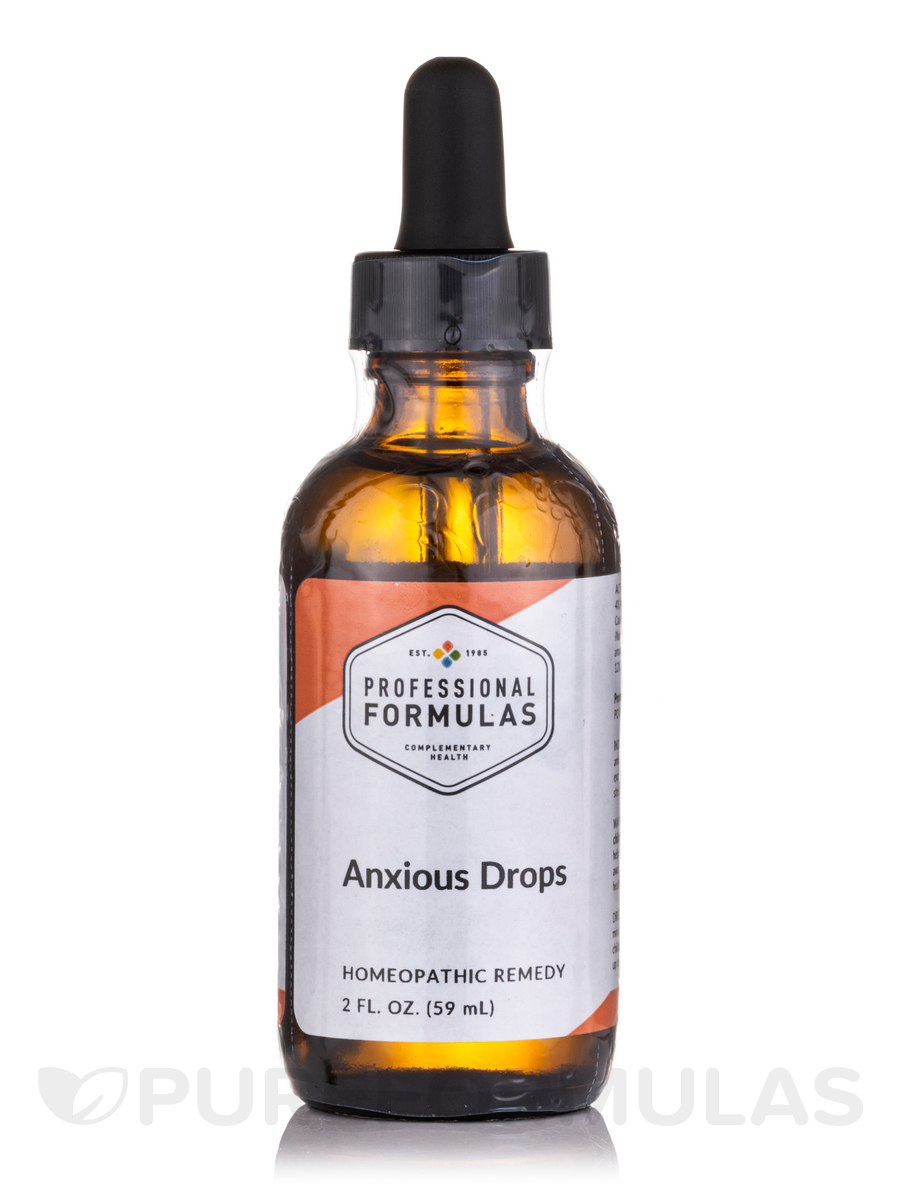 Anxiety Drops - 2 fl. oz (60 ml)