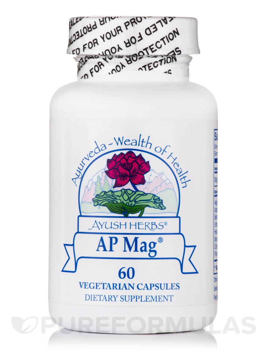 AP Mag - 60 Vegetarian Capsules