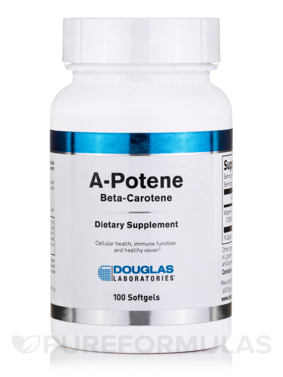 A-Potene - 100 Softgels