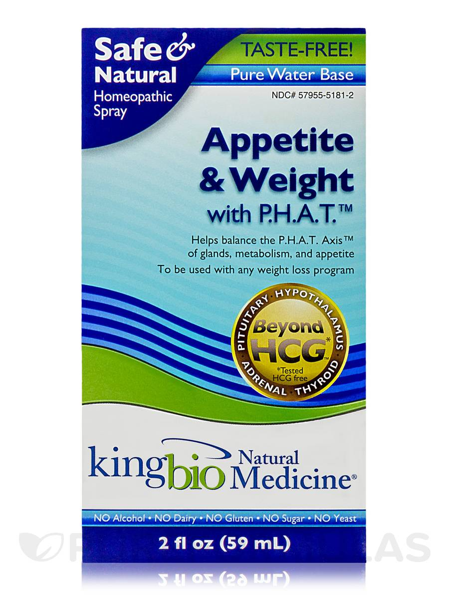 Appetite & Weight Control - 2 fl. oz (59 ml)