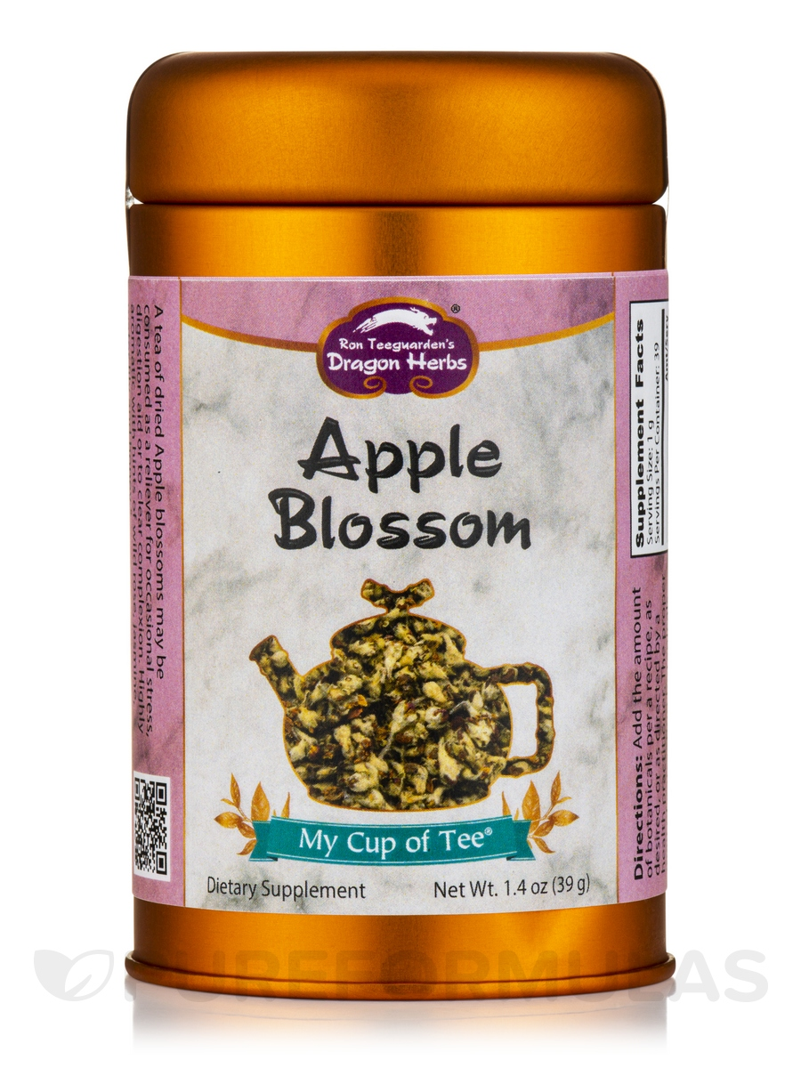Apple Blossom - Stackable Tin Can - 1.4 oz (39 Grams)
