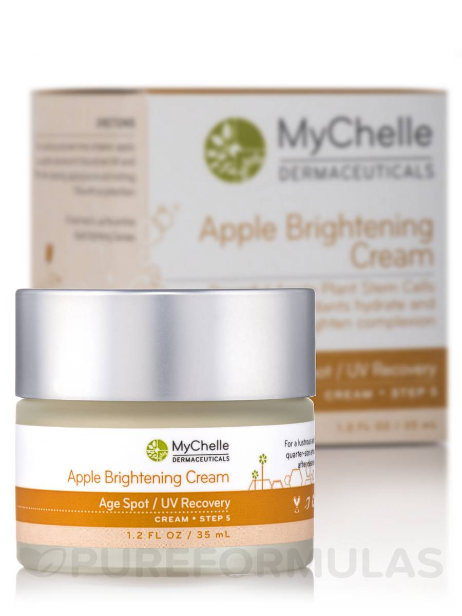 Apple Brightening Cream - 1.2 fl. oz (35 ml)