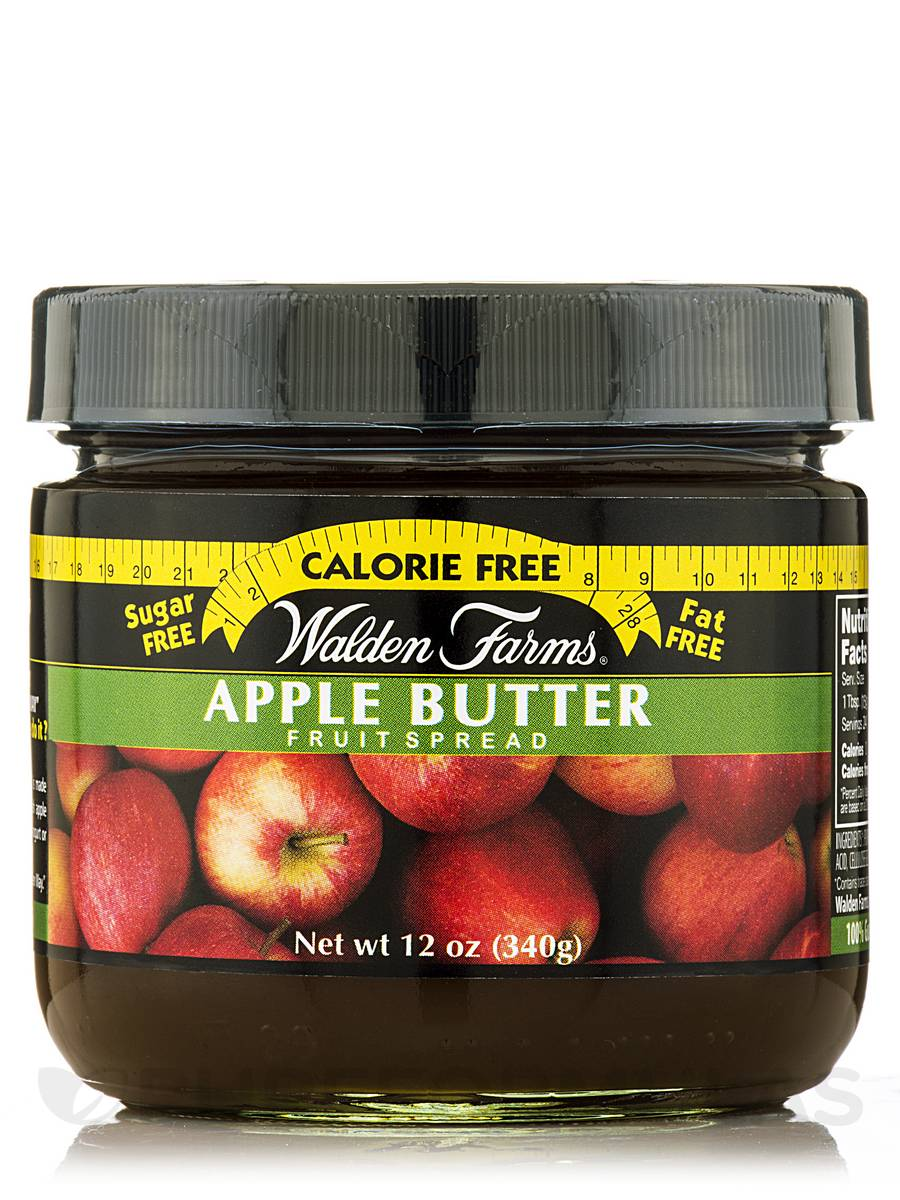 Apple Butter Fruit Spread Jar - 12 oz (340 Grams)