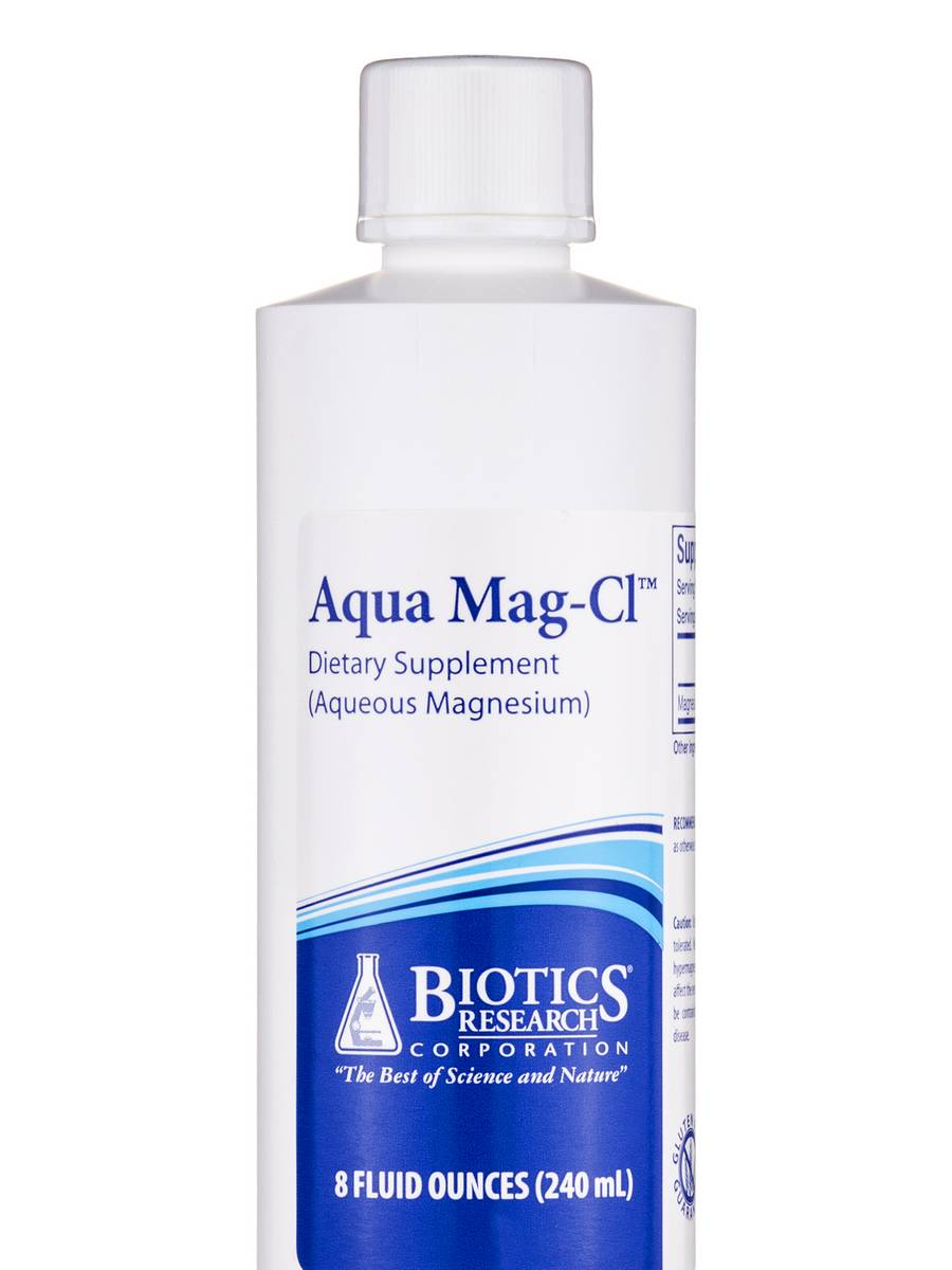 Aqua Mag-CI - 8 fl. oz (240 ml)