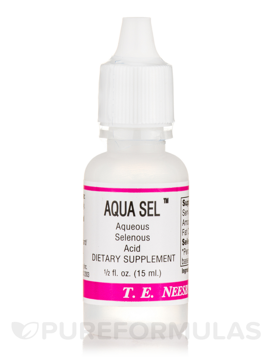Aqua Sel - 1/2 fl. oz (15 ml)