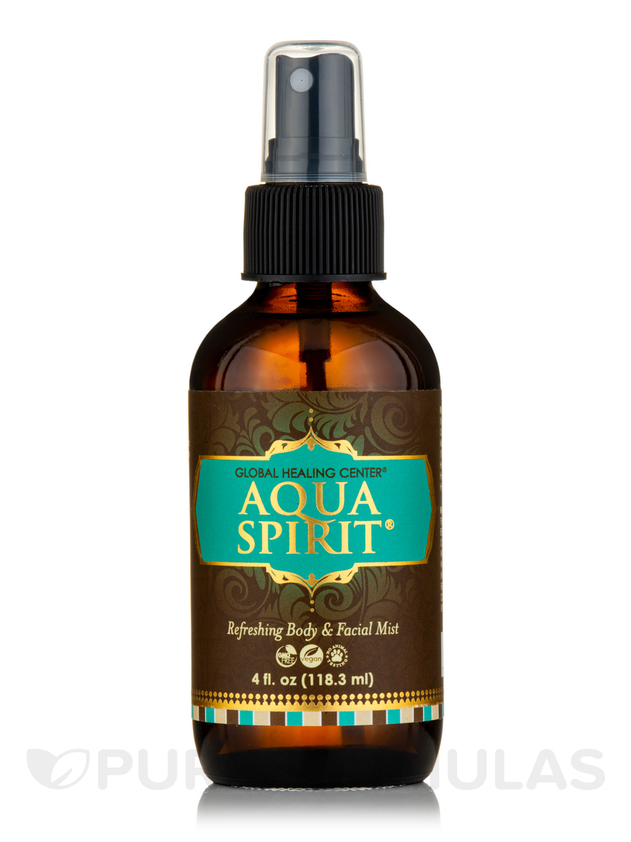 Aqua Spirit® Refreshing Body & Facial Mist - 4 fl. oz (118.3 ml)