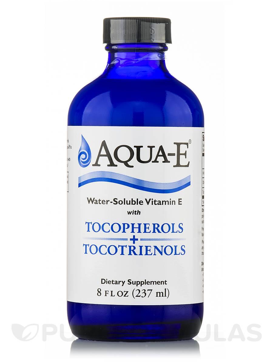Aqua-E with Tocopherols - 8 fl. oz (237 ml)