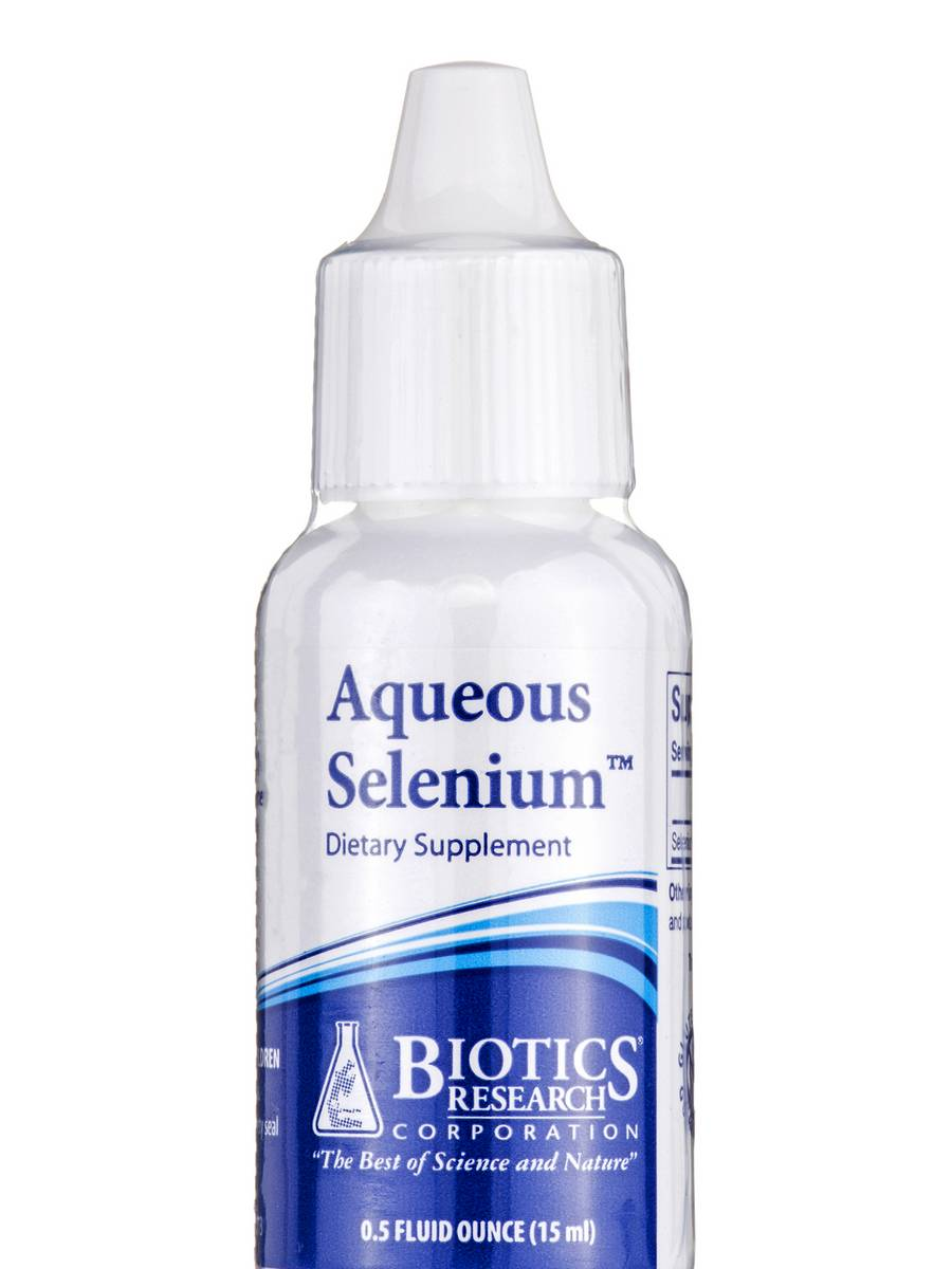 Aqueous Selenium - 0.5 fl. oz (15 ml)