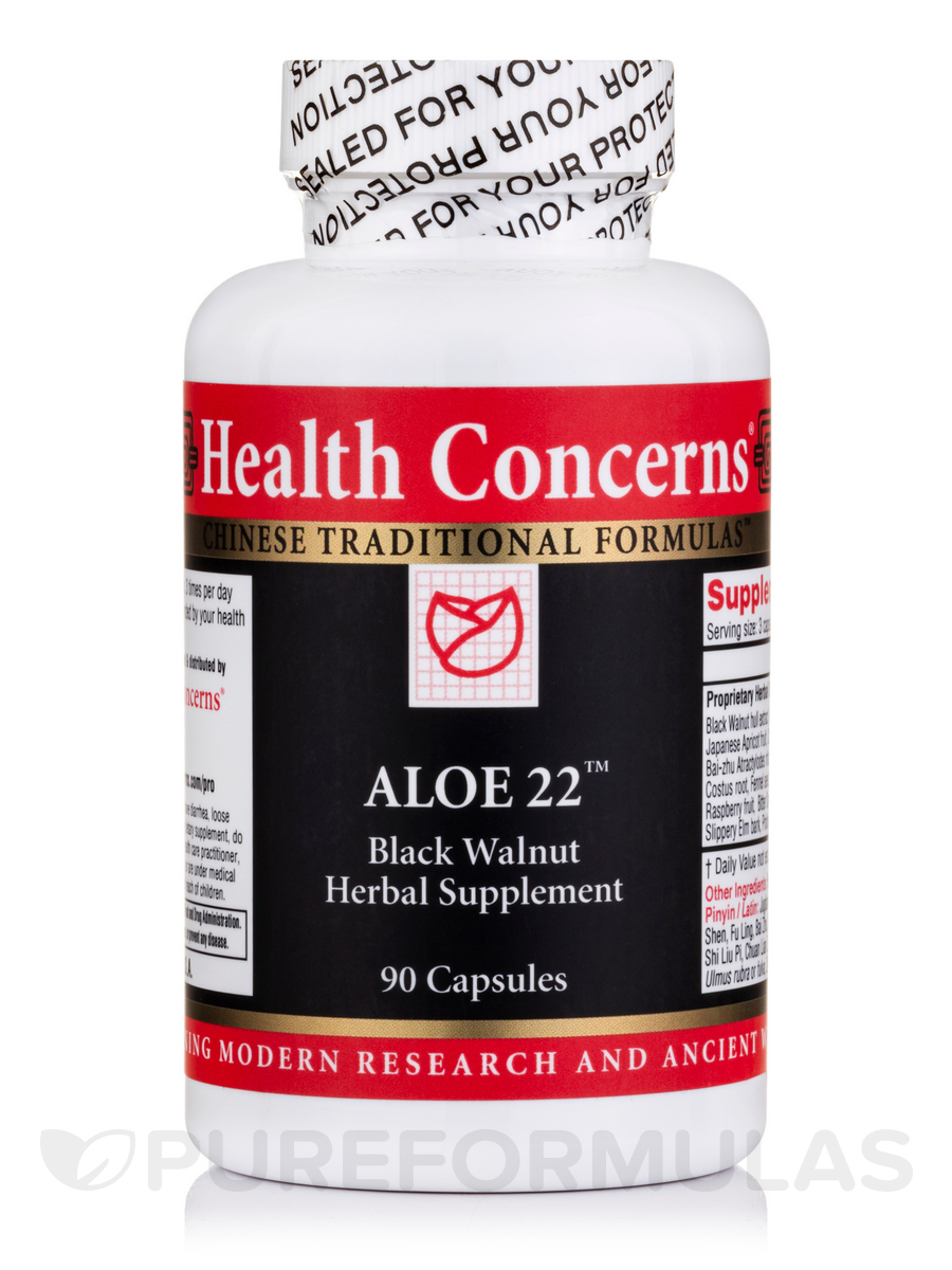 Aloe 22 (formerly Aquilaria 22) - 90 Tablets