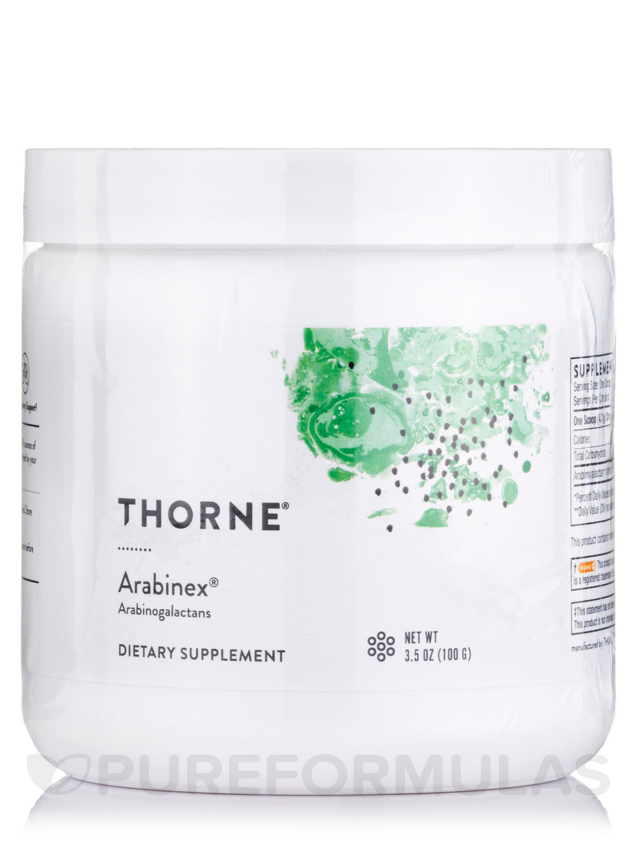 Arabinex® (Arabinogalactans) - 3.5 oz (100 Grams)