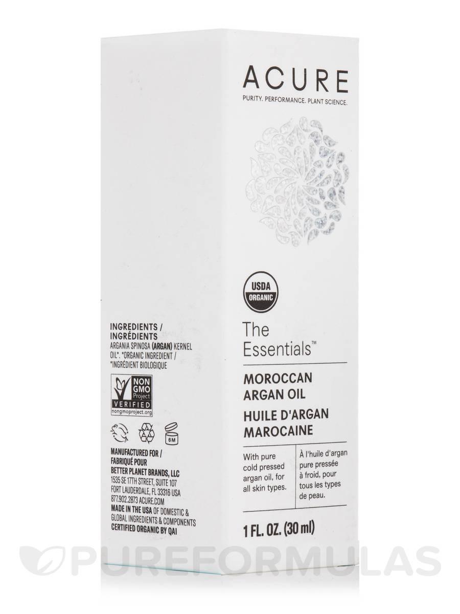 The Essentials™ Moroccan Argan Oil - 1 fl. oz (30 ml)