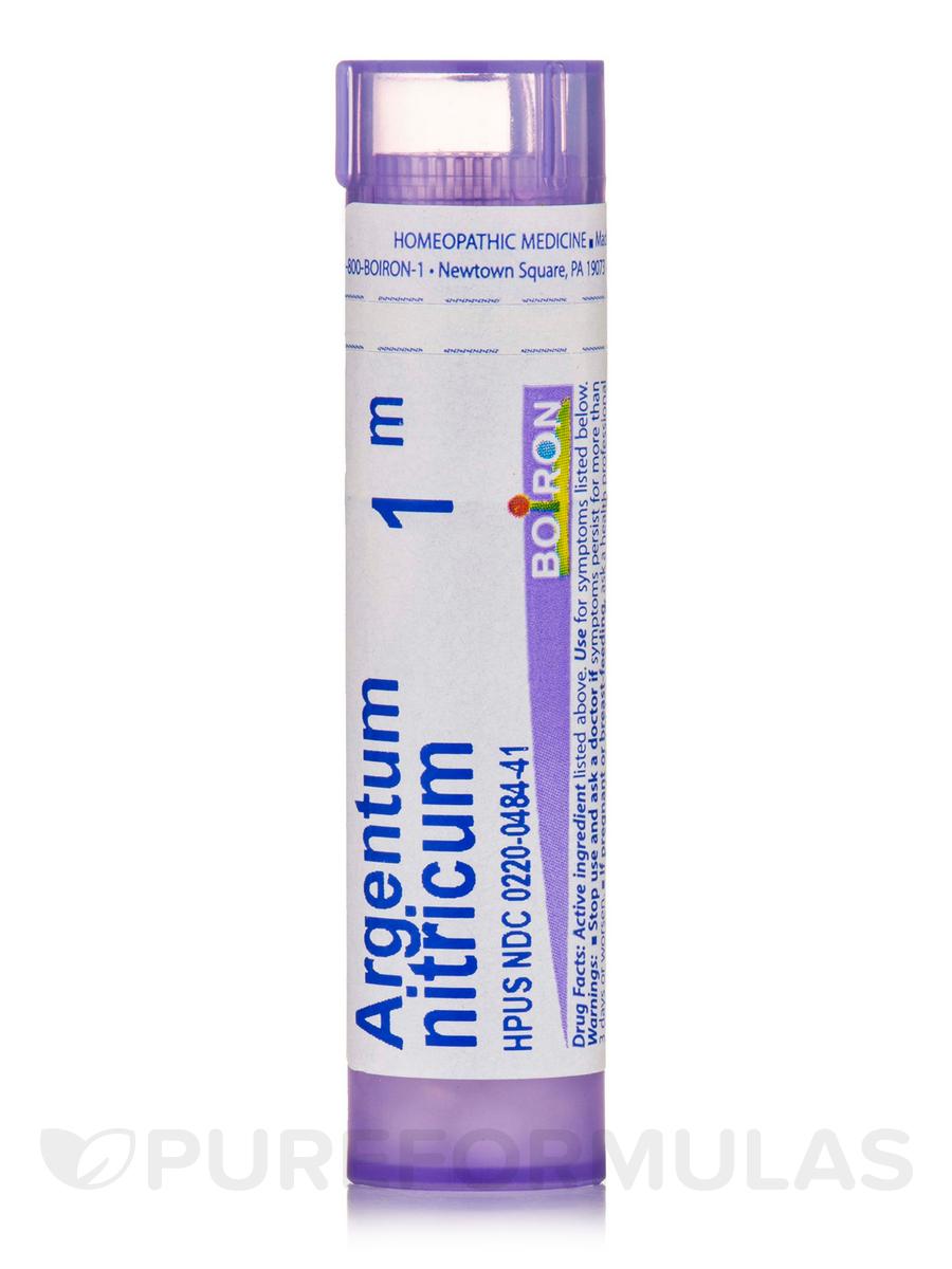 Argentum Nitricum 1m