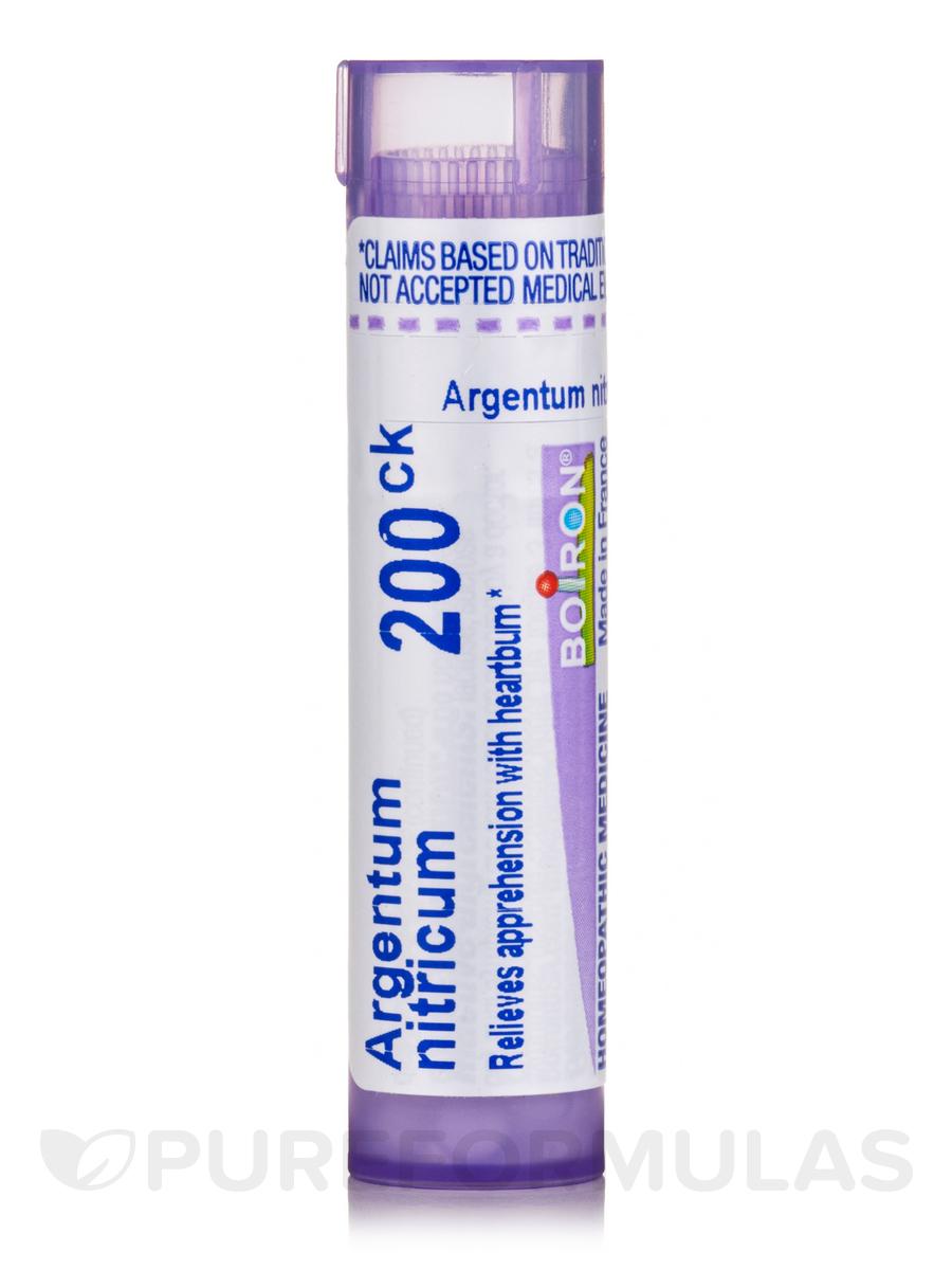 Argentum Nitricum 200ck