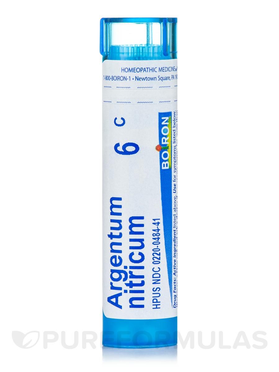 Argentum Nitricum 6c