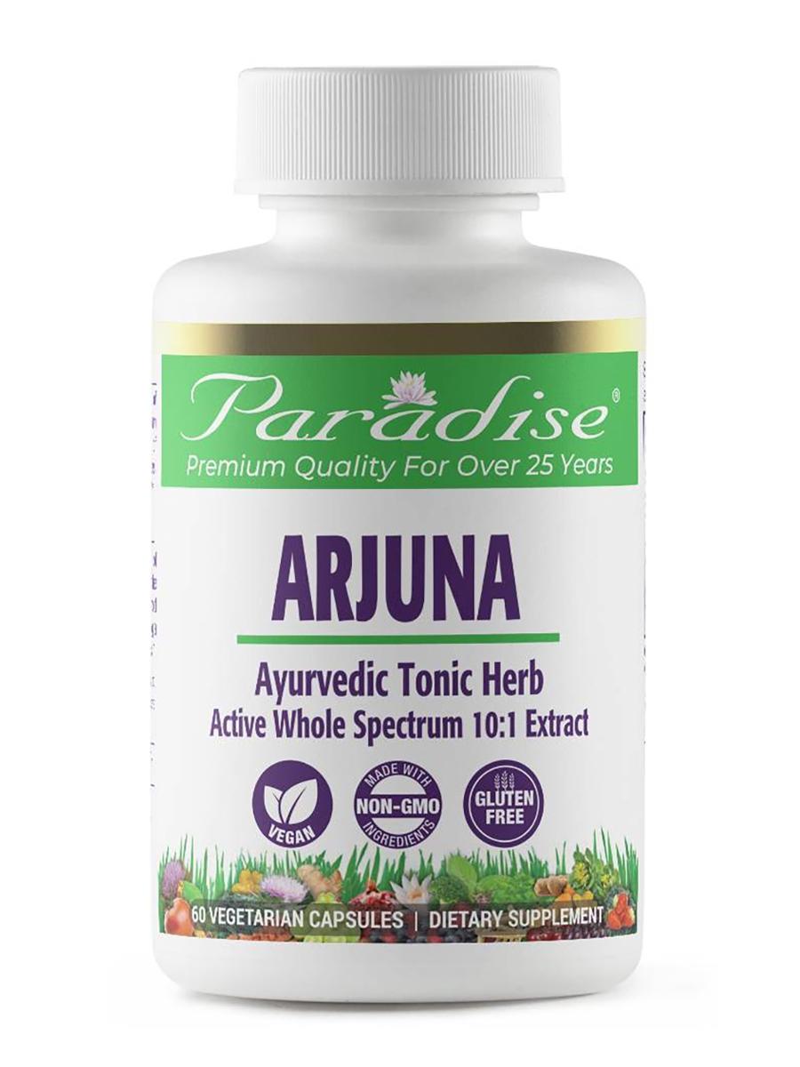 Arjuna - 60 Vegetarian Capsules