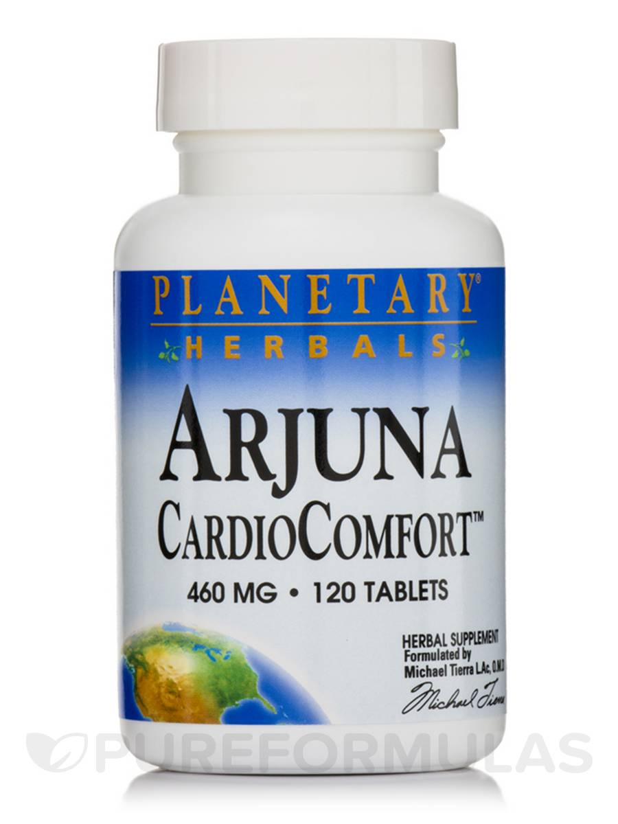 Arjuna CardioComfort 460 mg - 120 Tablets