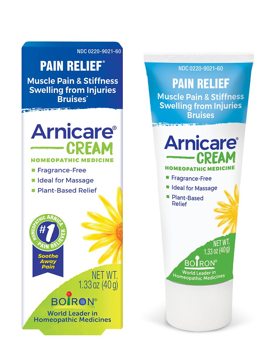 Arnicare® Cream (Pain Relief) - vertical - 1.33 oz (40 Grams)