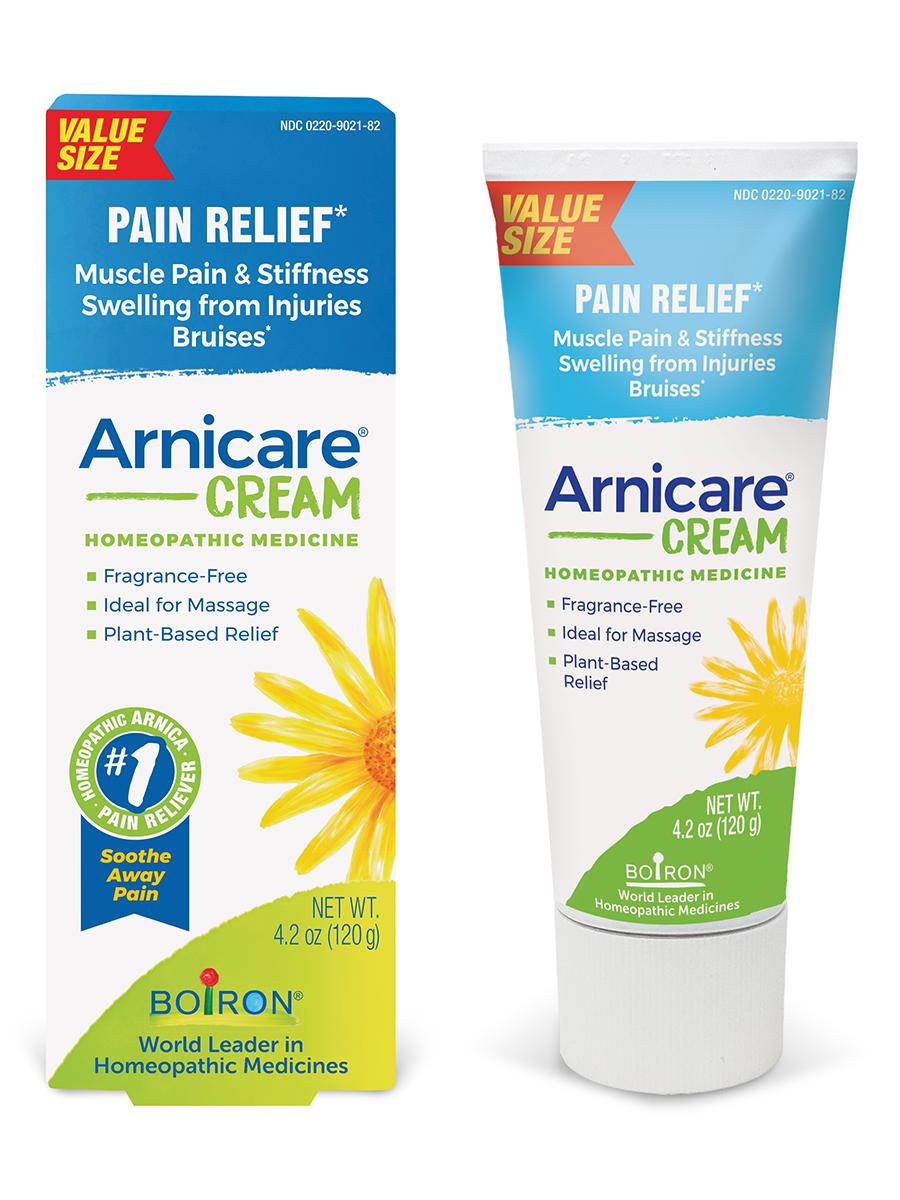 Arnicare® Cream (Pain Relief) - vertical - 4.2 oz (120 Grams)