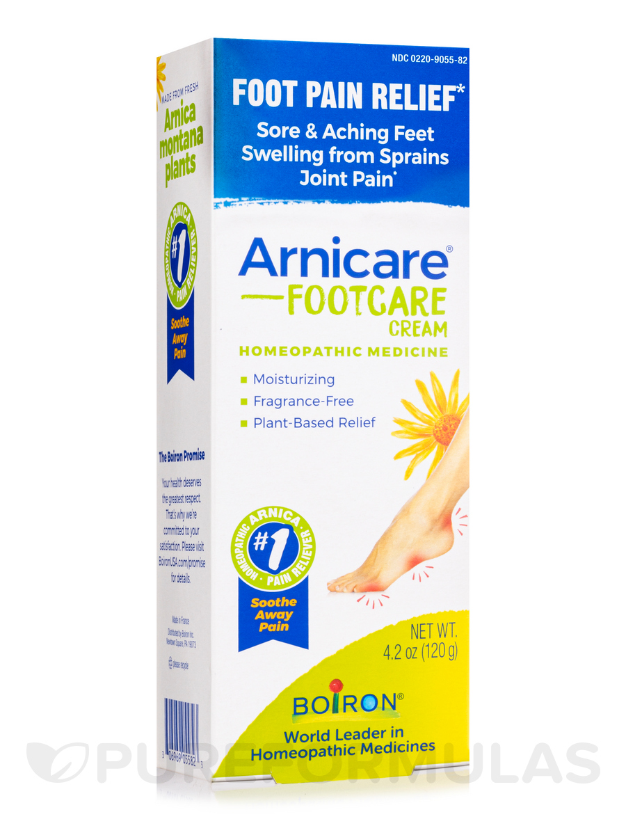 Arnicare® FootCare (Foot Pain Relief) - 4.2 oz (120 Grams)