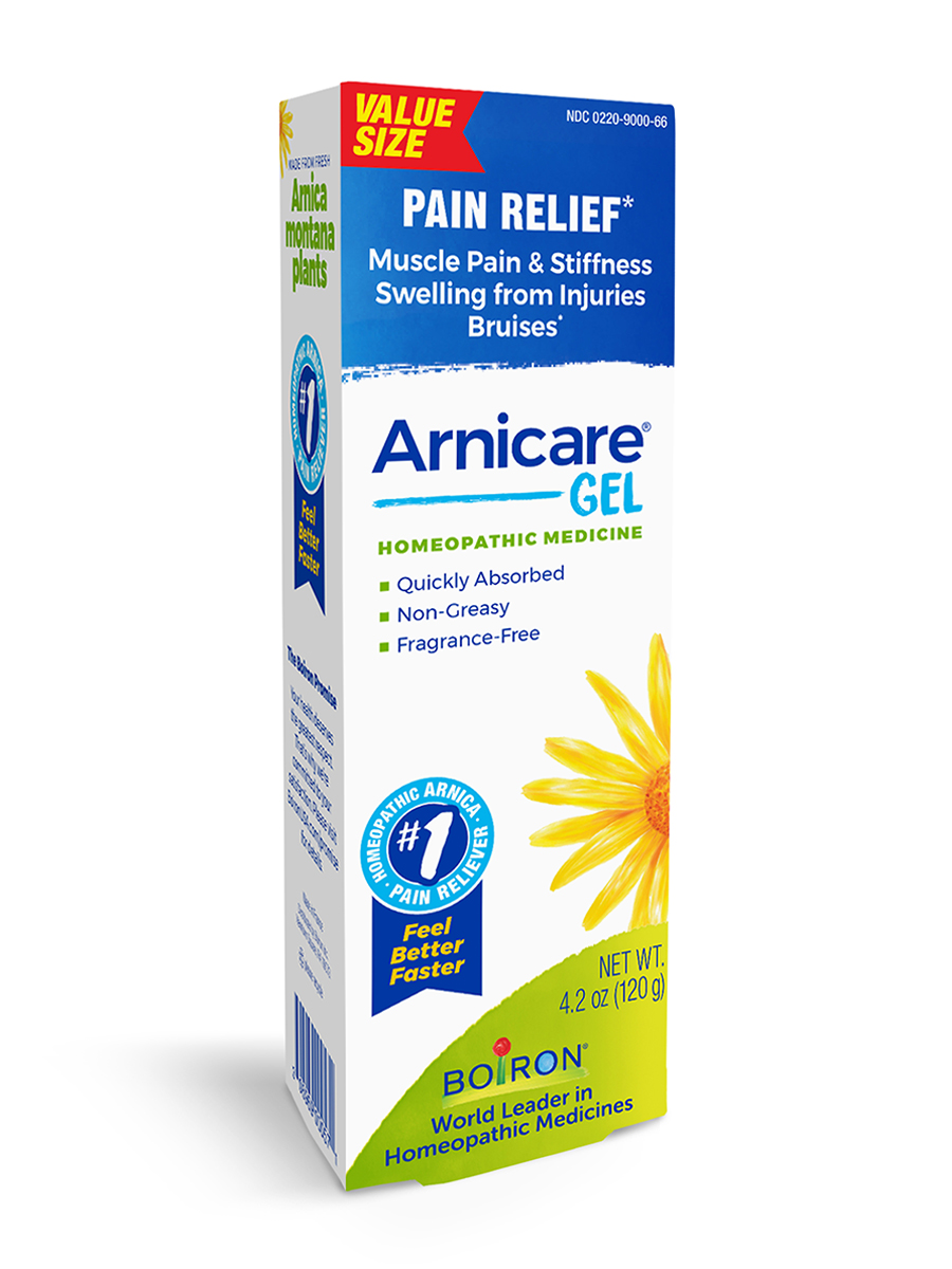 Arnicare® Gel (Pain Relief) - vertical - 4.1 oz (120 Grams)