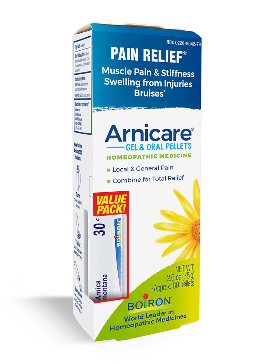 Arnicare® Gel Value Pack (Pain Relief) - vertical - 2.6 oz (75 Grams)