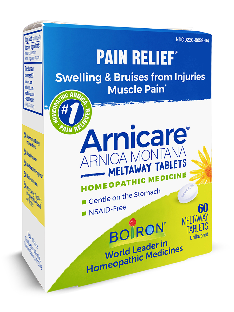 Arnicare® Tablets (Pain Relief) - 60 Count