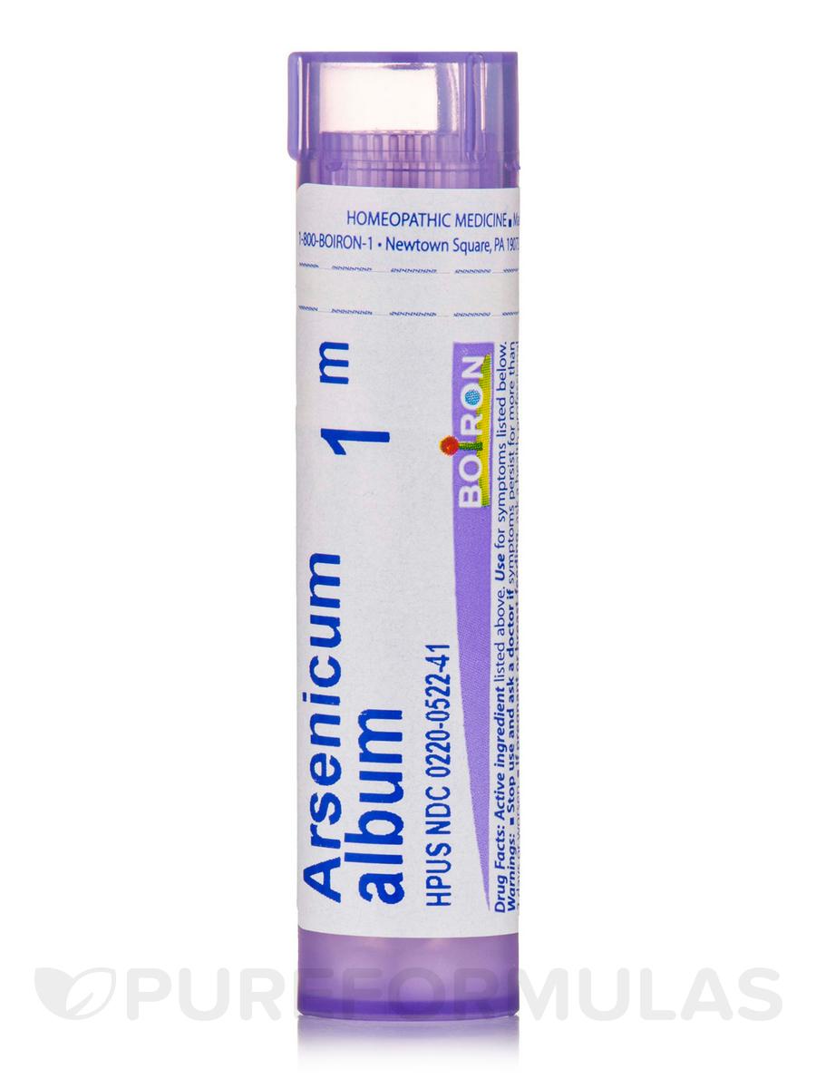Arsenicum Album 1m