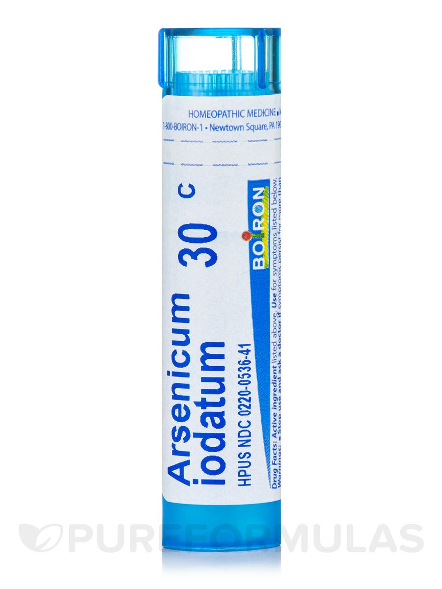 Arsenicum Iodatum 30c