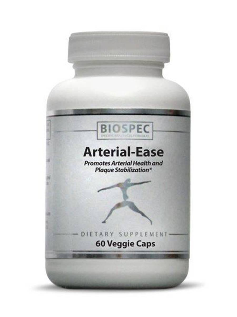 Arterial-Ease - 60 Veggie Capsules