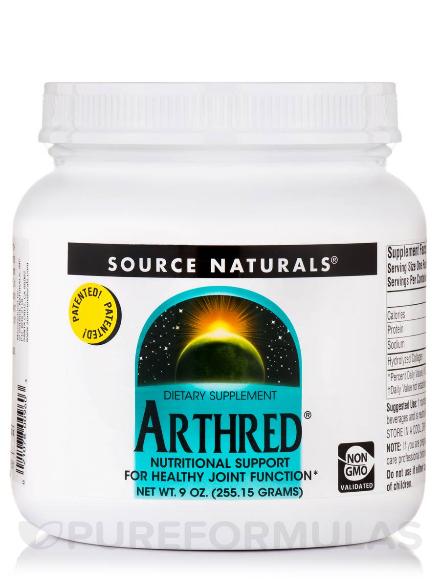Arthred® Powder - 9 oz (255.15 Grams)