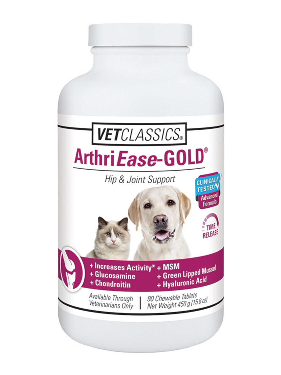 ArthriEase-GOLD® - 90 Chewable Tablets