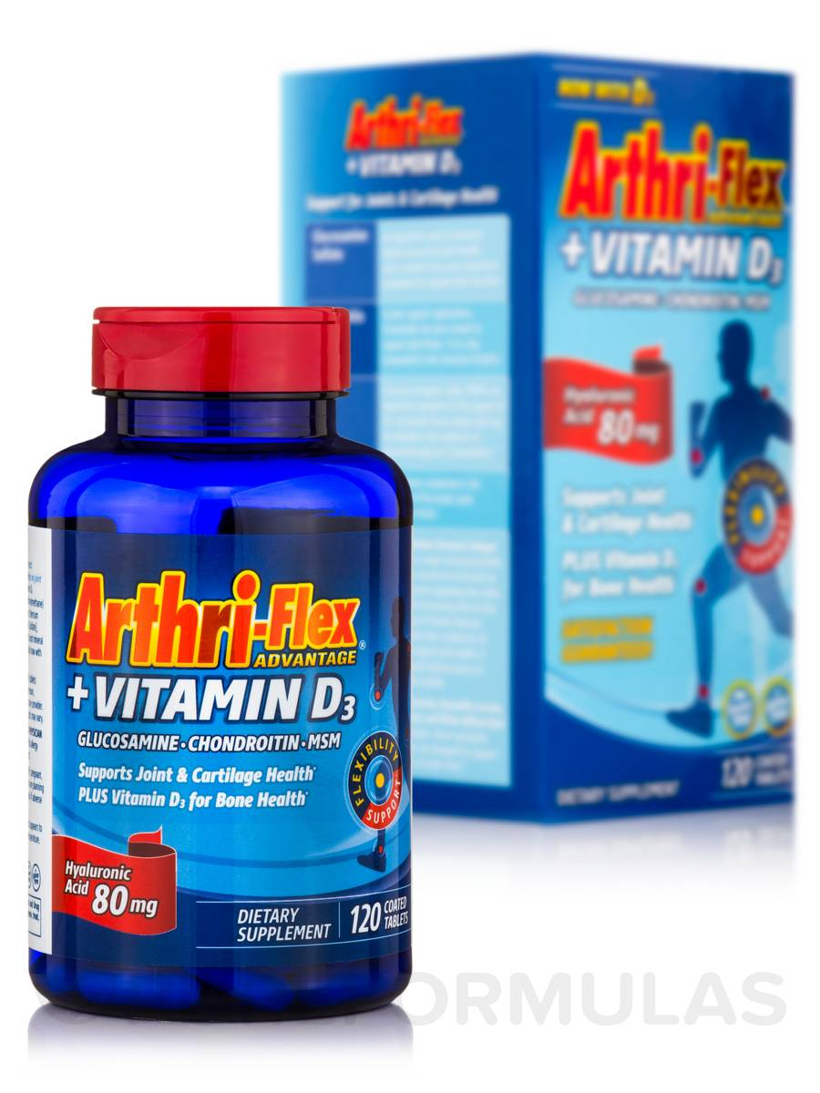 Arthri-Flex Advantage - 120 Coated Tablets