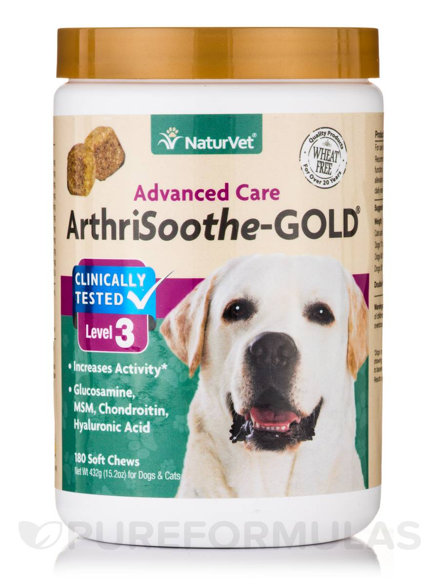 ArthriSoothe GOLD® (Advanced Care) - 180 Soft Chew