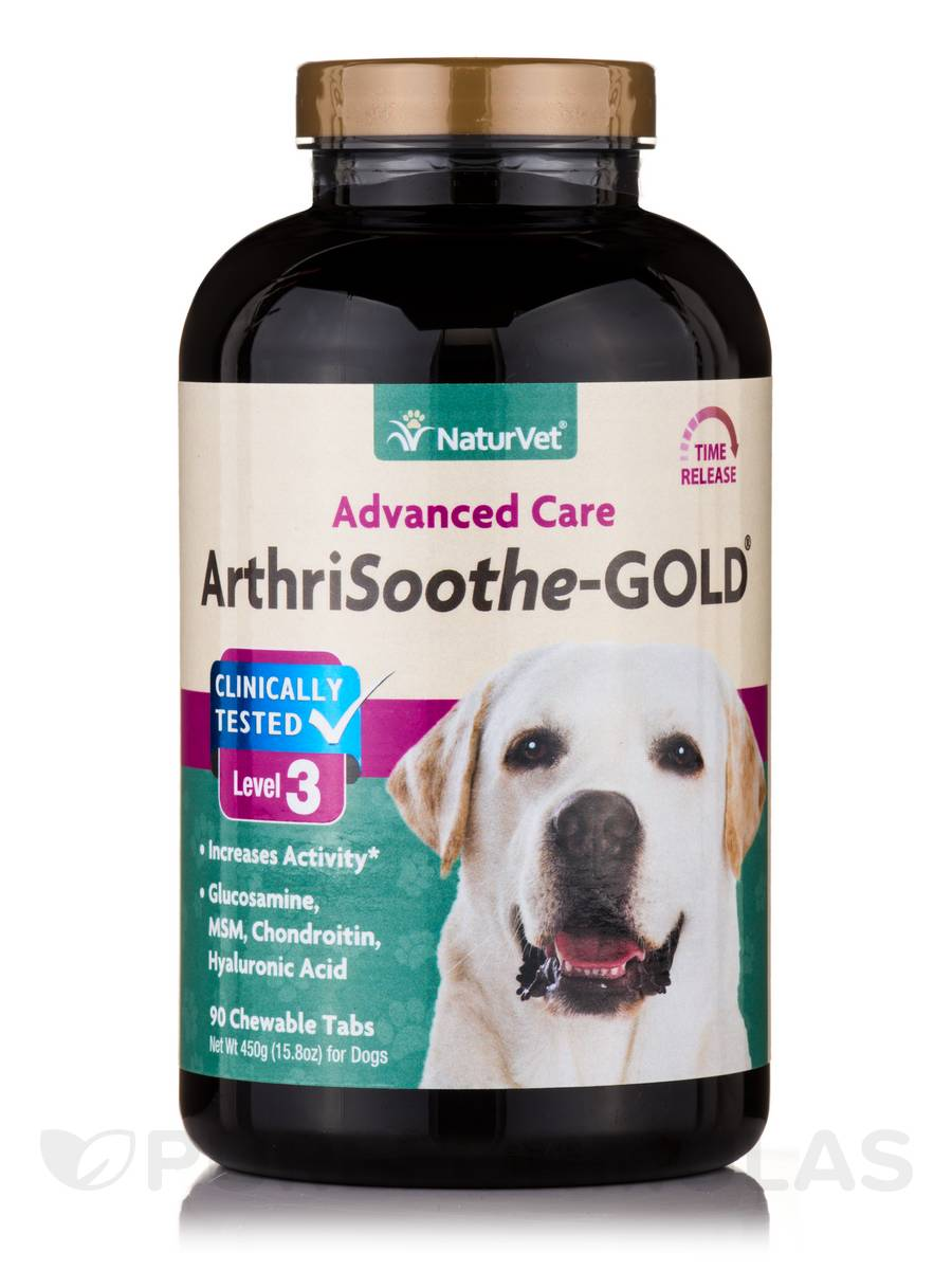 ArthriSoothe GOLD® Tablets - Time Release - 90 Chewable Tablets